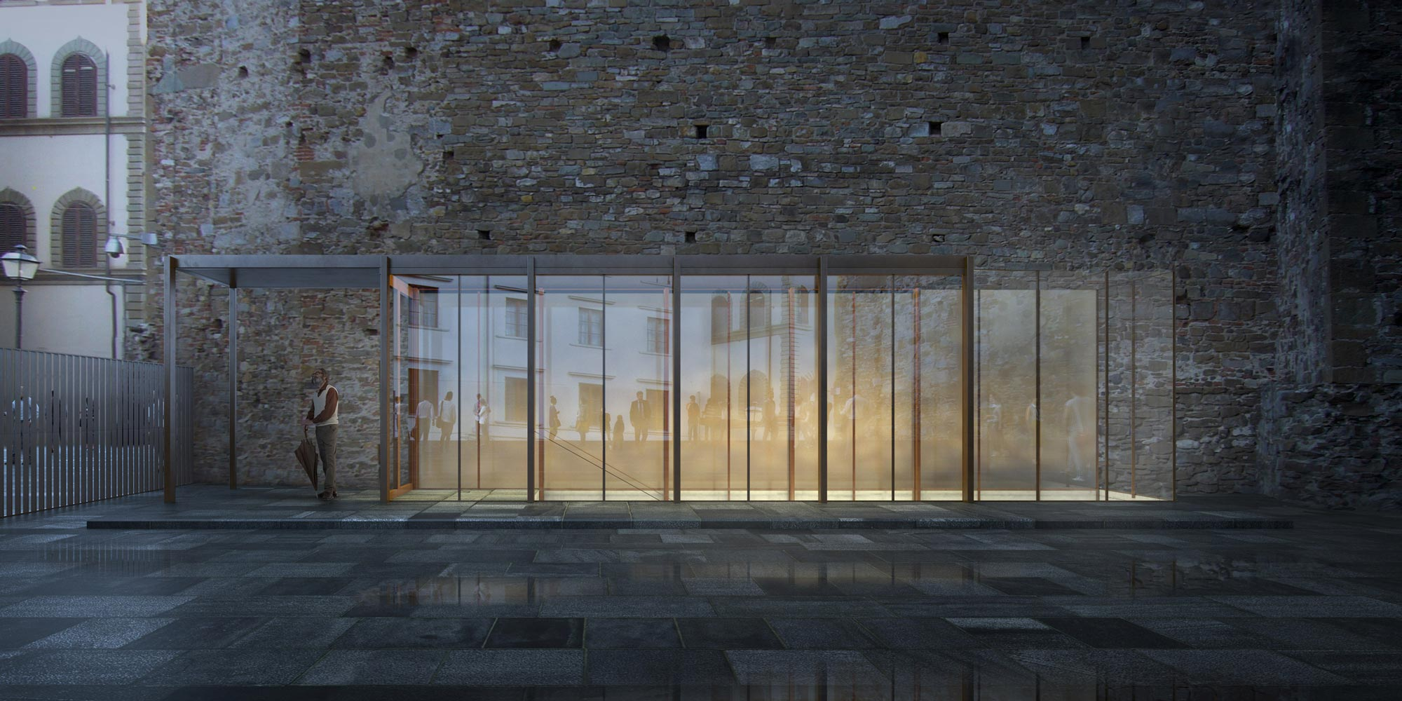 caruso_mainardi architetti | Square refurbishment, Florence (IT)