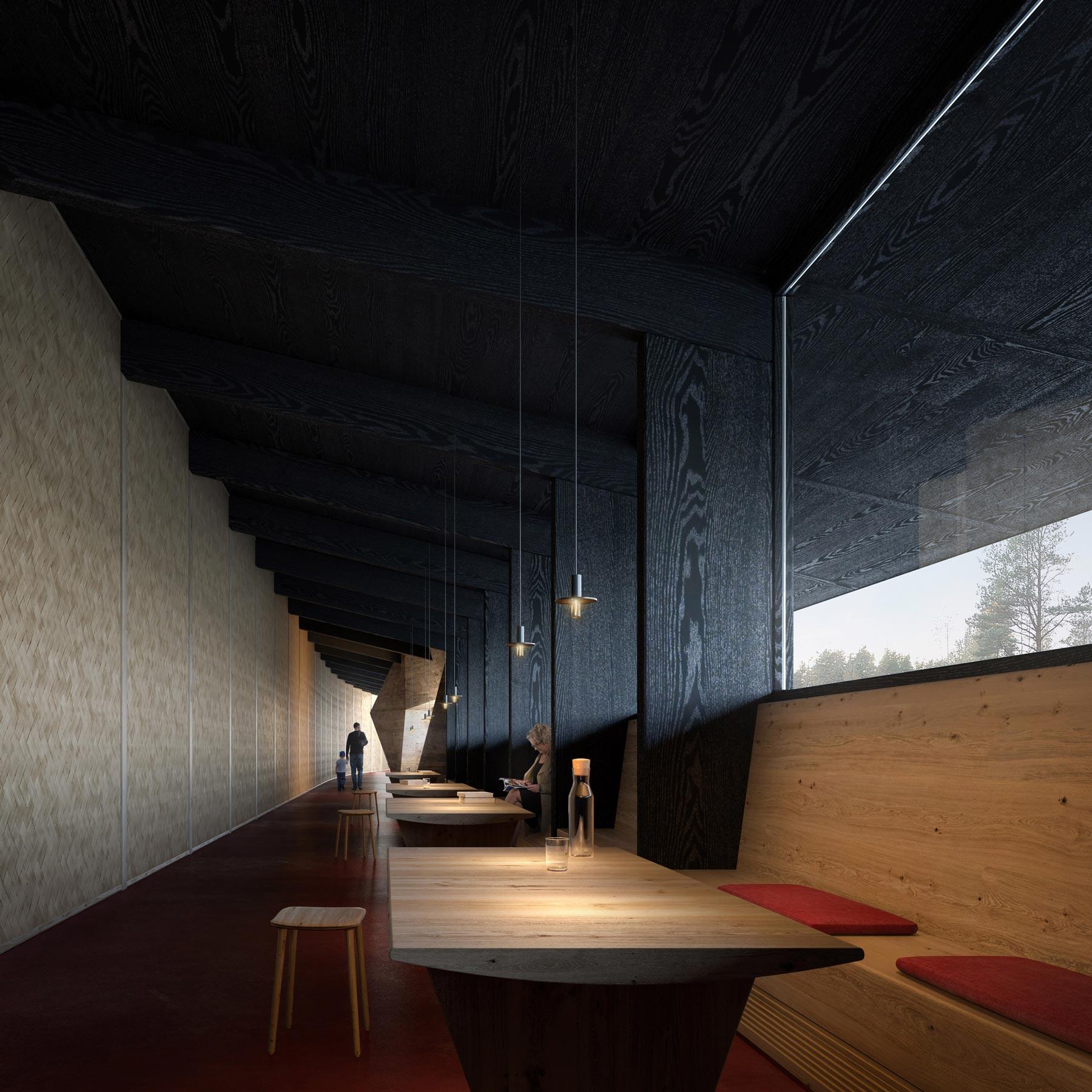 caruso_mainardi architetti | Skogfinsk Museum, Grue Finnskog (NO)