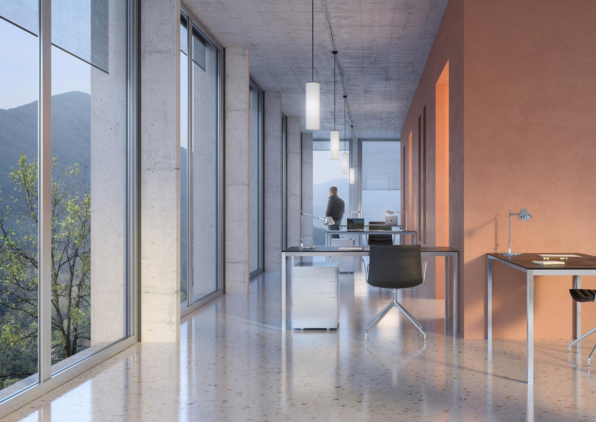 Buzzi studio d'architettura | Town hall refurbishment, Losone (CH)