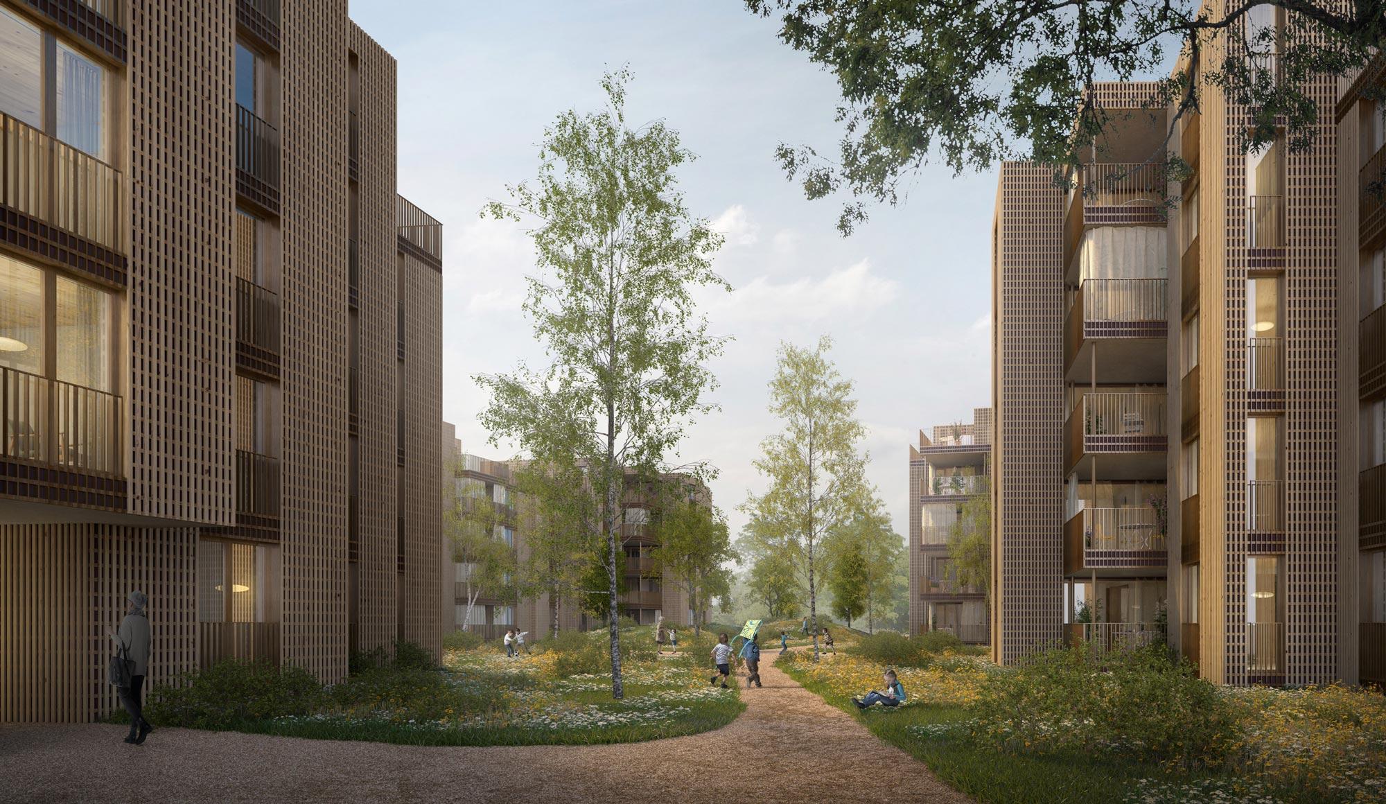 ahaa GmbH | social housing in Switzerland