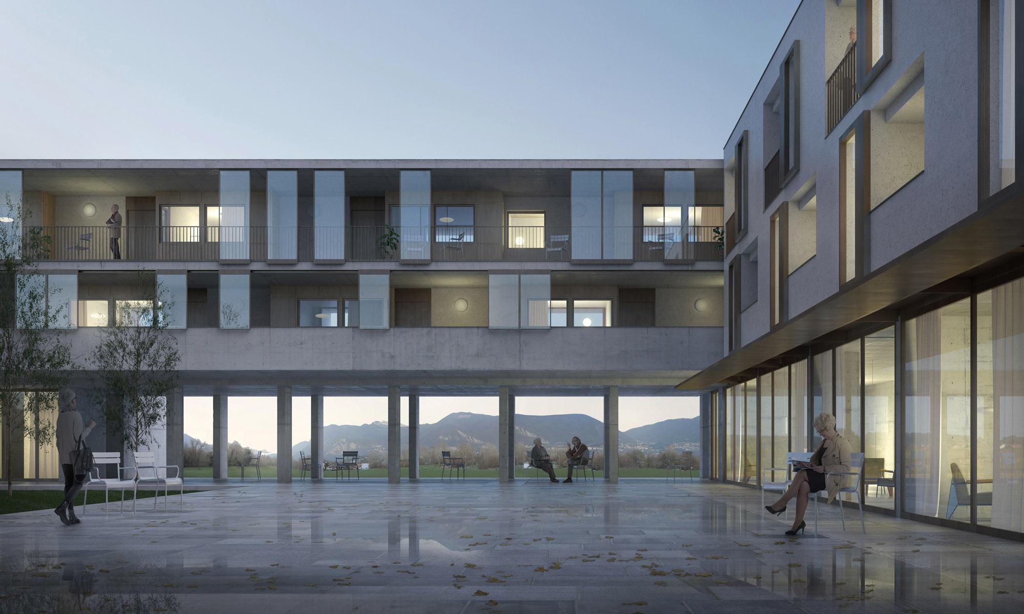 caruso_mainardi architetti | Elderhaus, Novazzano (CH)