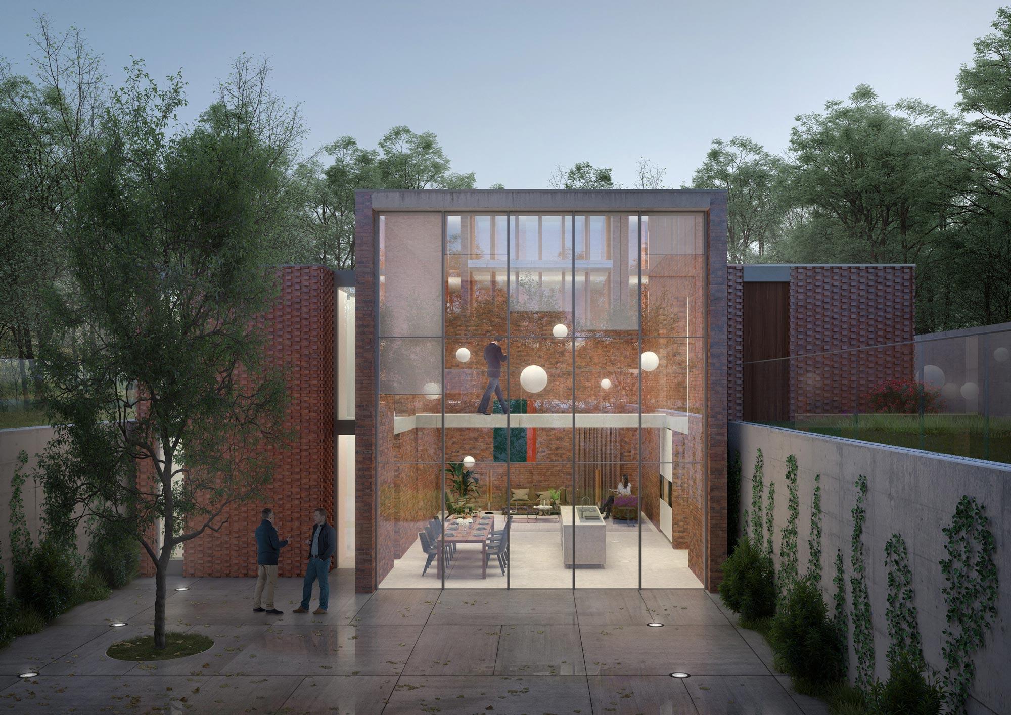 Lacey & Saltykov Architects | London Housing, London (UK)