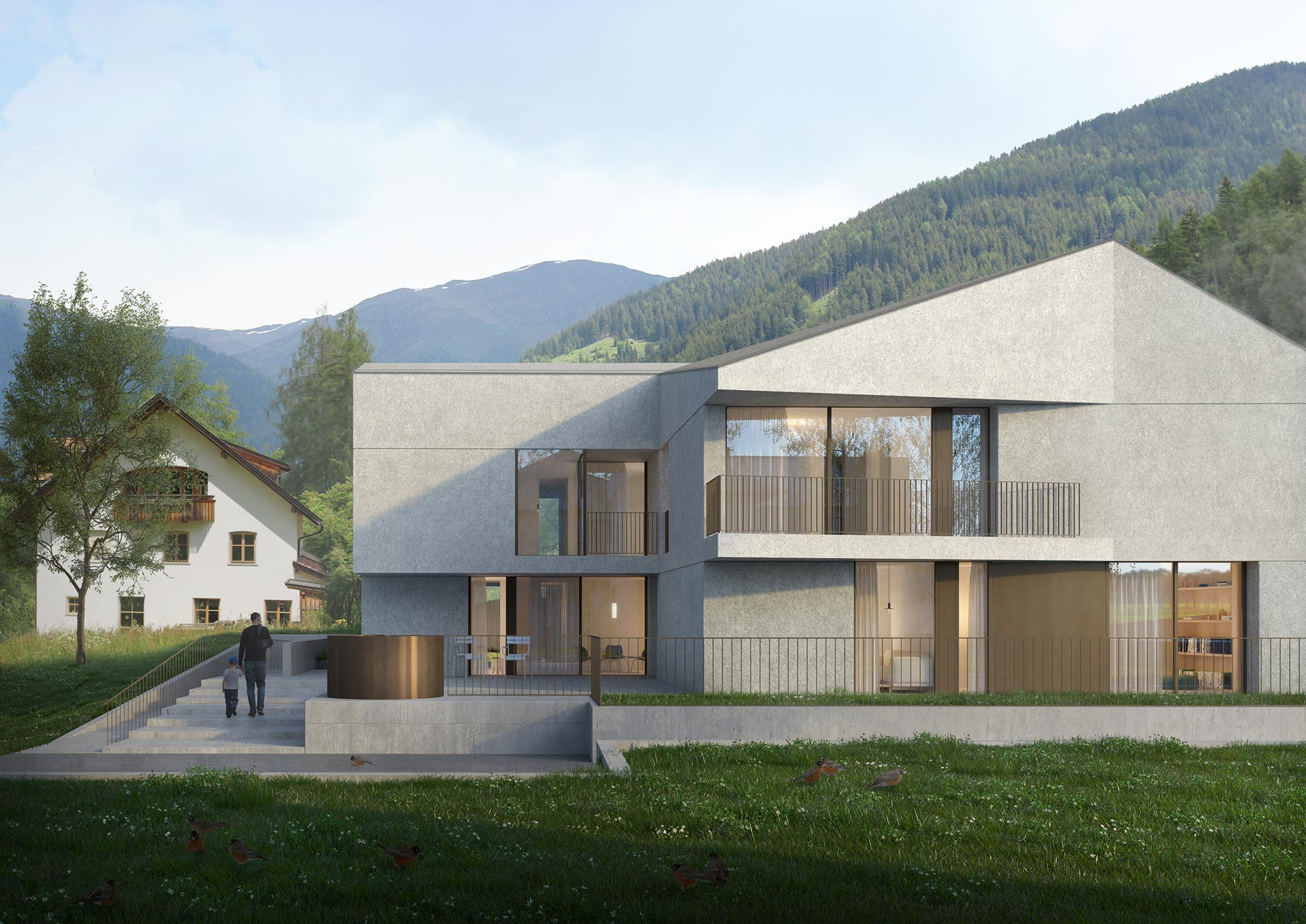 Form_A architetti | Dobbiaco Housing (IT)