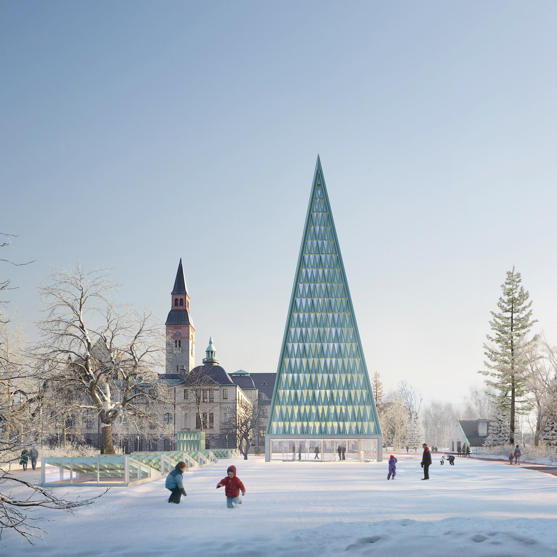 Serie Architects | Finnish National Museum, Helsinki (FI)
