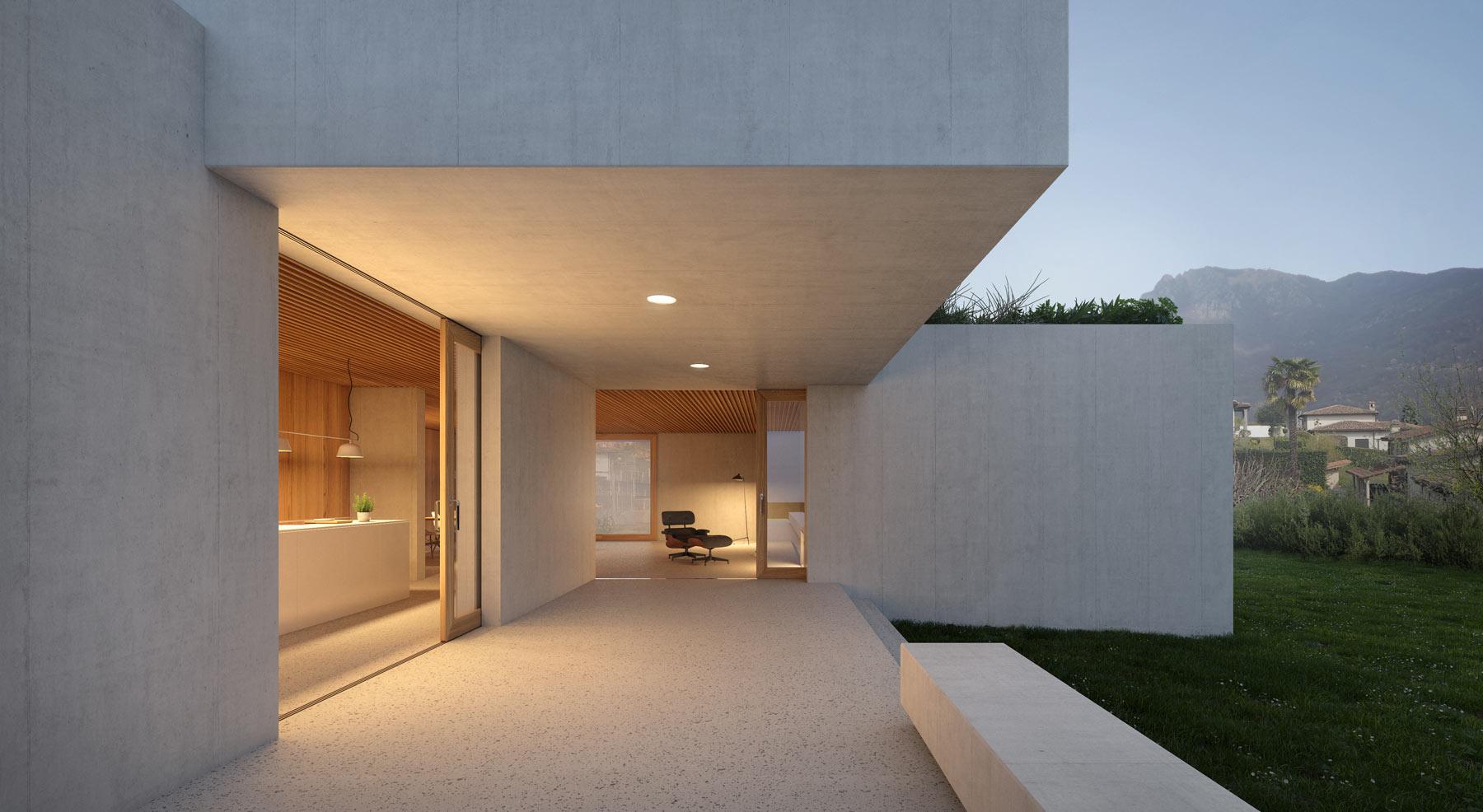 Montemurro Aguiar Architetti | Private villa in ticino (CH)