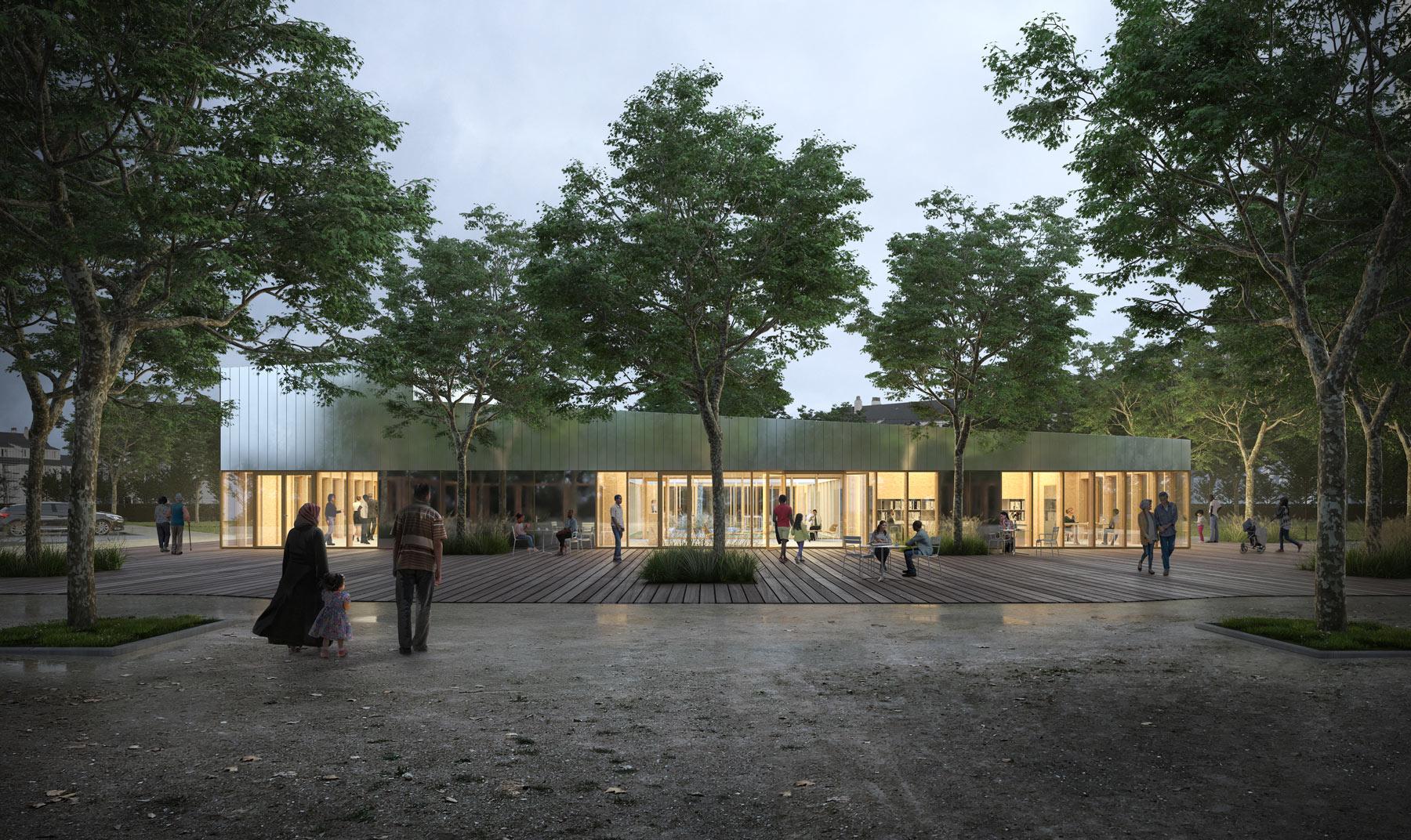 Graal Architecture | Civic centre, Paris (FR)