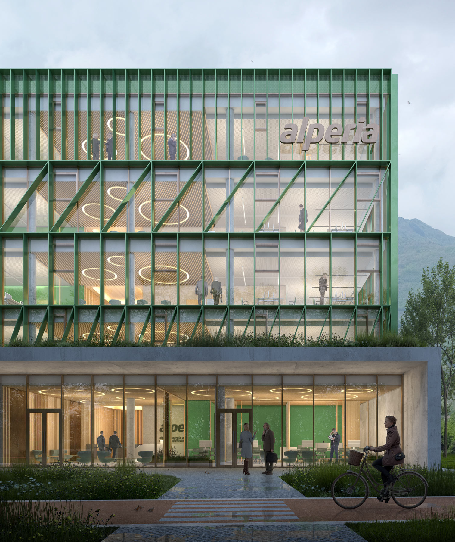 Reisarchitettura | Office building, Merano (IT)