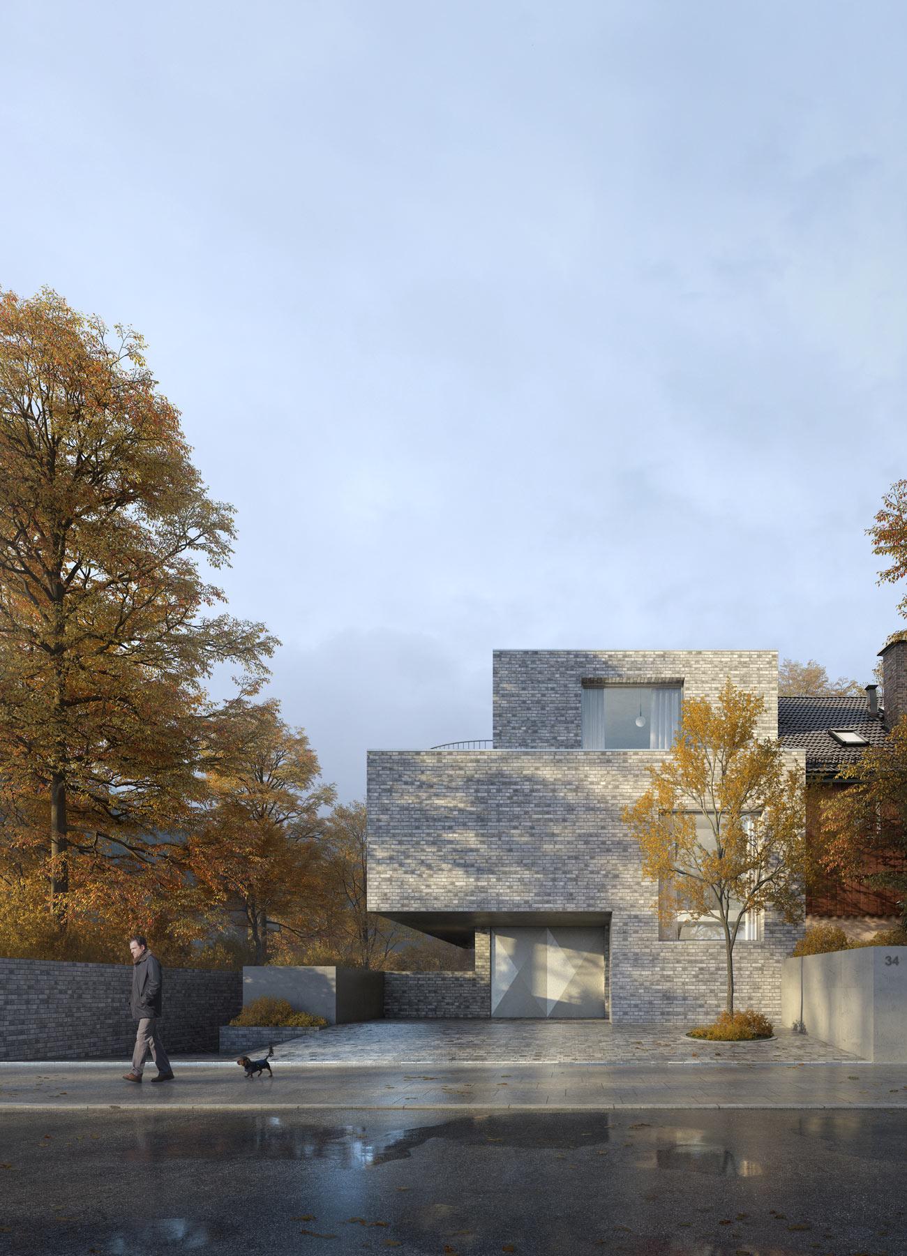Appels Architekten | Villa in Munich (DE)