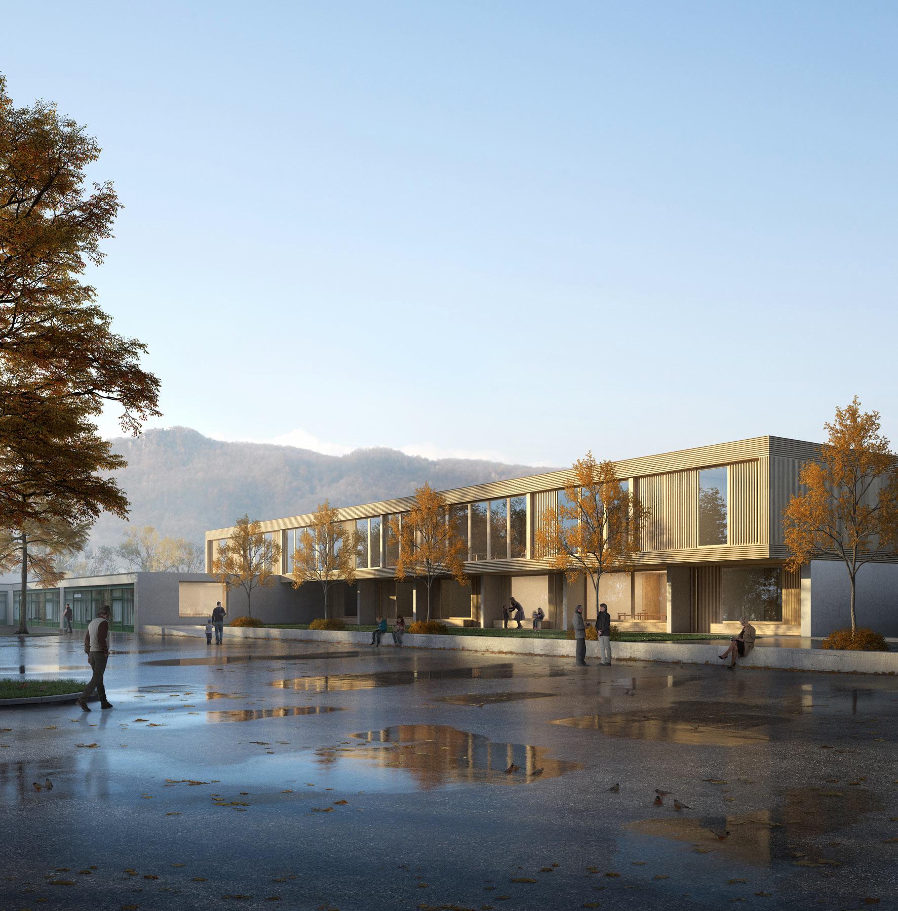 Attilio Panzeri & Partners | Kindergarten, Cadro (CH)